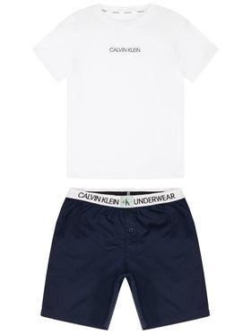 Calvin Klein Underwear Calvin Klein Underwear Pyžamo Woven Set B70B700256 Barevná Regular Fit