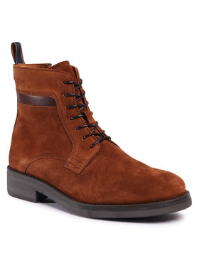 Gant Gant Μπότες Brookly 21643012 Καφέ