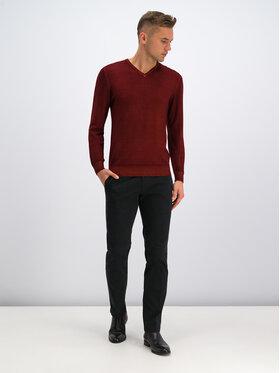 Digel Digel Sweater 1298001 Bordó Regular Fit
