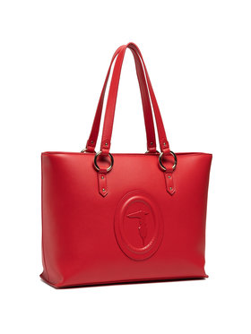 Trussardi Trussardi Borsetta Lisbona Shopper Md 75B00961 Rosso