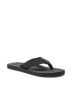 Calvin Klein Calvin Klein Flip-flops Webbing Flipflop HM0HM00275 Fekete