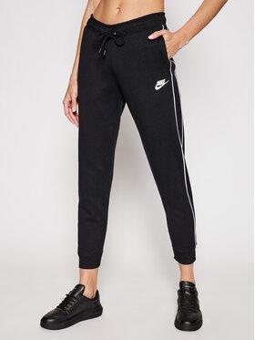 Nike Nike Teplákové nohavice Sportswear Fleece Jogger CZ8340 Čierna Standard Fit