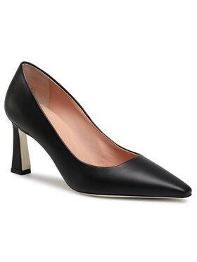 Pollini Pollini Chaussures basses SA10257C0CTD0000 Noir