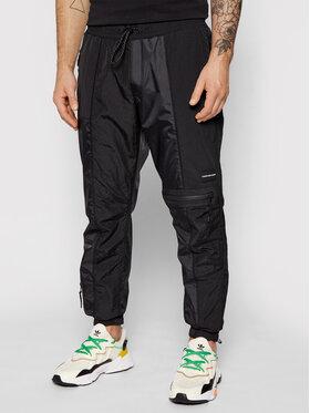 Calvin Klein Jeans Calvin Klein Jeans Долнище анцуг J30J317375 Черен Relaxed Fit