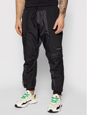 Calvin Klein Jeans Calvin Klein Jeans Sportinės kelnės J30J317375 Juoda Relaxed Fit