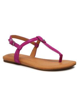 Ugg Ugg Sandály W Madeena 1117956 Růžová