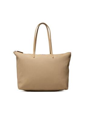 Lacoste Lacoste Сумка L Shopping Bag NF1888PO Бежевий