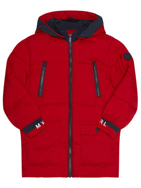 Mayoral Mayoral Zimní bunda 4479 Červená Regular Fit