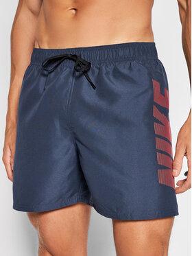 Nike Nike Szorty kąpielowe Rift Breaker NESSA571422 Granatowy
