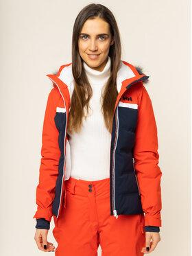 Helly Hansen Helly Hansen Kurtka narciarska W Powderstar 65706 Kolorowy Regular Fit