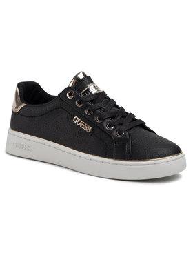 Guess Guess Sneakersy FL5BEK FAL12 Černá