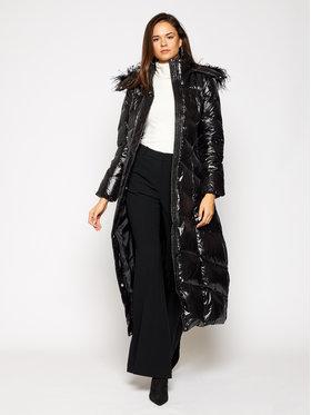 TWINSET TWINSET Зимно палто 202TT2120 Черен Regular Fit