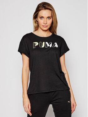 Puma Puma Тишърт Modern Sports 585950 Черен Relaxed Fit