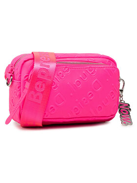 Desigual Desigual Handtasche 21SAXP70 Rosa