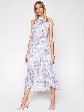 IRO IRO Коктейлна рокля Fiko AO148 Виолетов Regular Fit