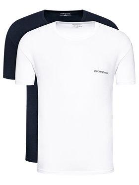 Emporio Armani Underwear Emporio Armani Underwear Komplet 2 t-shirtów 111267 1P717 17135 Kolorowy Regular Fit