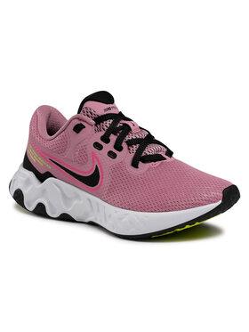 Nike Nike Buty Renew Ride 2 CU3508 600 Różowy