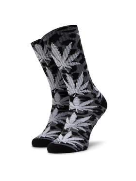 HUF HUF Ilgos Unisex Kojinės Neo Leopard Plantlife Sock SK00448 r.OS Pilka