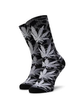 HUF HUF Ponožky Vysoké Unisex Neo Leopard Plantlife Sock SK00448 r.OS Sivá