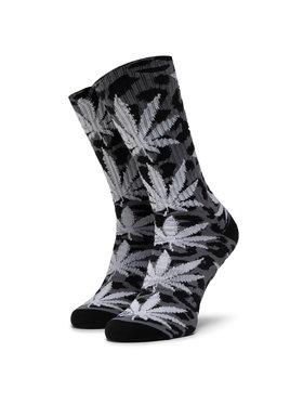 HUF HUF Skarpety Wysokie Unisex Neo Leopard Plantlife Sock SK00448 r.OS Szary