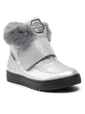 Naturino Naturino Śniegowce Carlotta Metallic M 0012502036.02.0Q04 D Srebrny