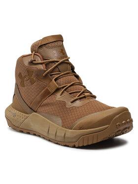 Under Armour Under Armour Chaussures de trekking Ua Micro G Valsetz Mid 3023741-200 Marron