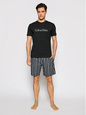 Calvin Klein Underwear Calvin Klein Underwear Pyžamo 000NM1746E Čierna