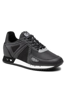 EA7 Emporio Armani EA7 Emporio Armani Sneakers X8X076 XK220 N629 Nero