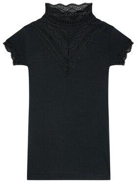 NAME IT NAME IT Блуза 13177765 Черен Slim Fit