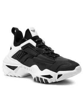 Emporio Armani Emporio Armani Sneakers X4X309 XM486 L012 Negru