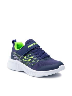 Skechers Skechers Sneakersy Texlor 403770L/NVLM Granatowy