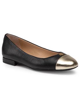 Lauren Ralph Lauren Lauren Ralph Lauren Pantofi Gaines 802809284001 Negru