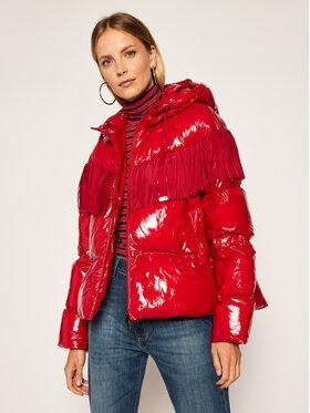 Pinko Pinko Pernate jakne Donato Caban Al 20-21 BLK01 1G1540 Y6BJ Crvena Regular Fit