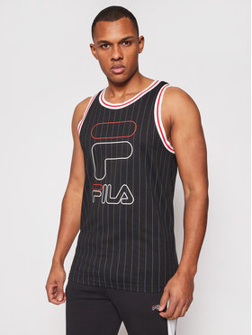 Fila Fila Tank top marškinėliai Jani 683269 Juoda Relaxed Fit