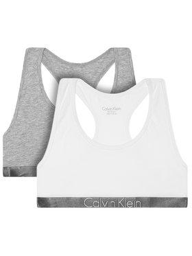 Calvin Klein Underwear Calvin Klein Underwear Komplektas: 2 sportinės liemenėlės G80G800069 Spalvota