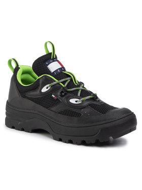 Tommy Jeans Tommy Jeans Laisvalaikio batai Expedition Shoe EM0EM00379 Juoda