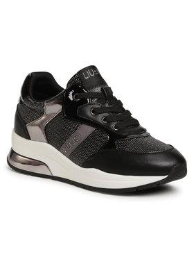Liu Jo Liu Jo Sneakers Karlie 159 4F0787 EX013 Negru