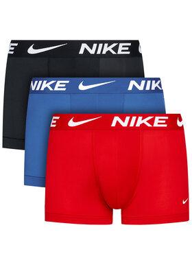 Nike Nike Sada 3 párů boxerek Essential Micro 0000KE1014 Barevná