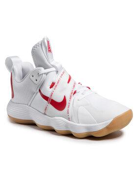Nike Nike Обувки React Hyperset CI2955 160 Бял