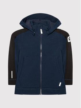 Reima Reima Softshell kabát Sippo 531563 Sötétkék Regular Fit