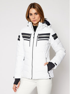 CMP CMP Skijaška jakna 30W0816 Bijela Regular Fit