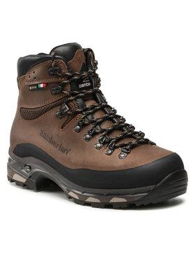 Zamberlan Zamberlan Chaussures de trekking 1006 N.Vioz Plus Gtx Rr Wl GORE-TEX Marron