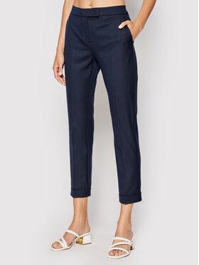 MAX&Co. MAX&Co. Текстилни панталони Dintorno 71310121 Тъмносин Regular Fit