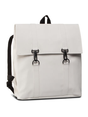 Rains Rains Zaino Msn Bag Mini 1357 Bianco
