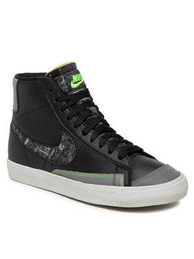 Nike Nike Boty Blazzer Mid '77 CW6726 001 Černá