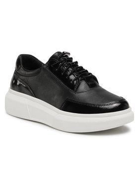 Carinii Carinii Sneakersy B6088-353-000-000-000 Czarny