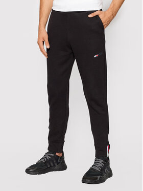 Tommy Hilfiger Tommy Hilfiger Pantalon jogging Logo MW0MW21099 Noir Regular Fit