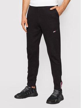Tommy Hilfiger Tommy Hilfiger Spodnie dresowe Logo MW0MW21099 Czarny Regular Fit