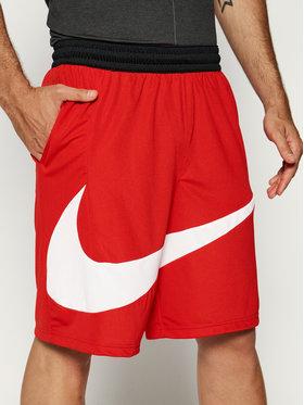 Nike Nike Pantaloni scurți sport Dri-Fit BV9385 Roșu Loose Fit