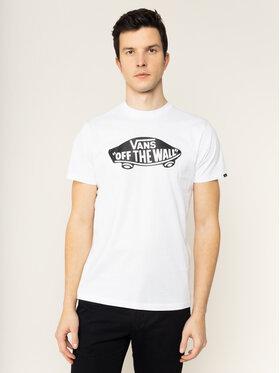 Vans Vans Póló Otw VN000JAYYB21 Fehér Slim Fit
